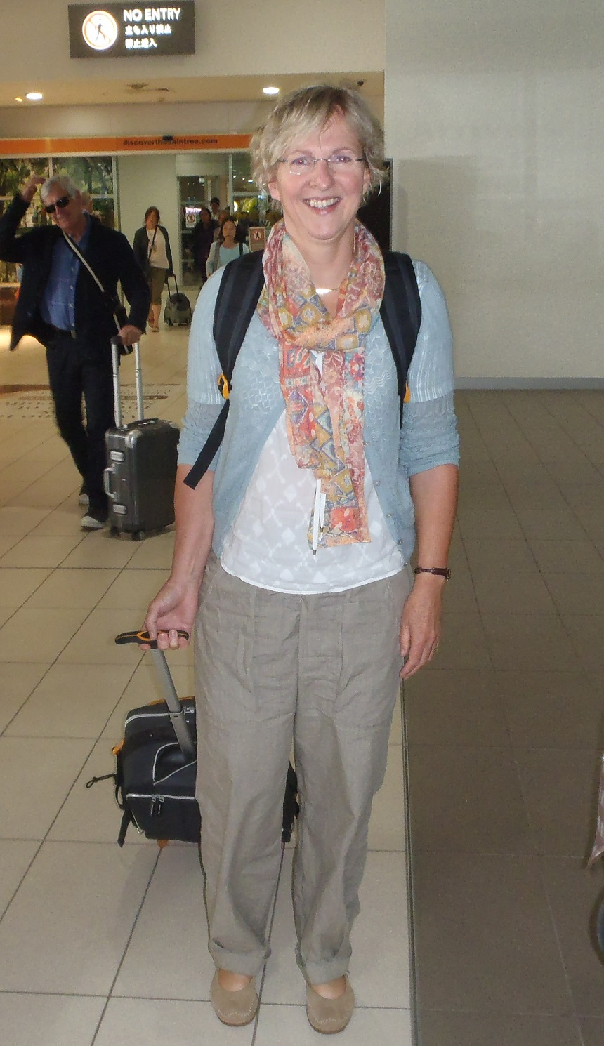 Anne in Cairns
